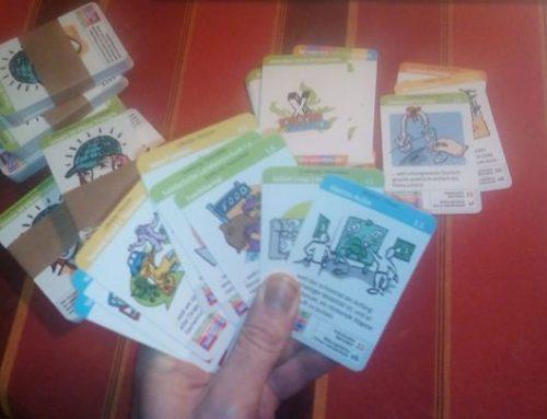 """Unser Kartenspiel """"Deine Klimatrümpfe"""" ist da!"""