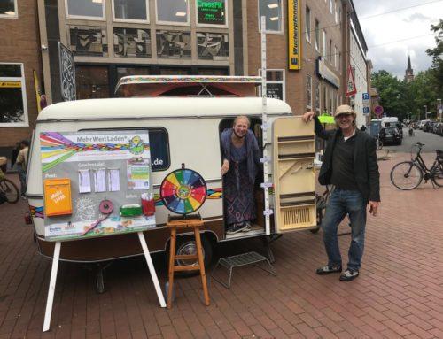 Unser MehrWert-Mobil auf dem Lindener Wochenmarkt – Neue Termine & Themen