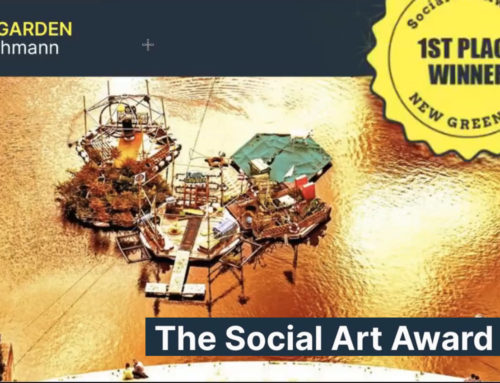 Joy Lohmann gewinnt internationalen Kunstpreis: Social Art Award